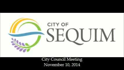 City Council Meeting - 11-10-14
