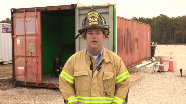 MPFD Turkey Fryer Video