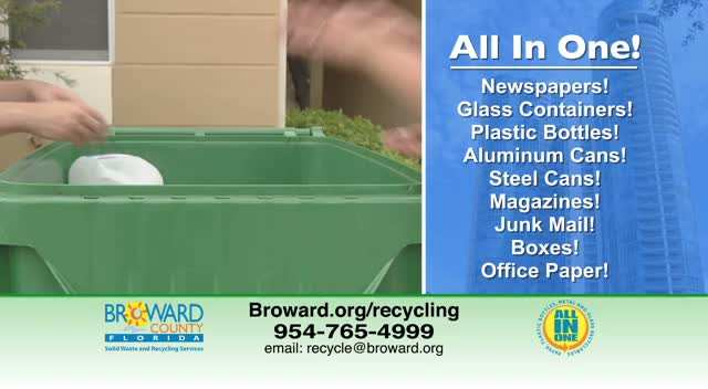 Multi-Family Recycling promo