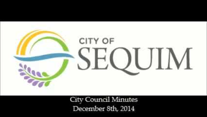 City Council Meeting - 120814