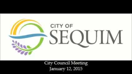 City Council Meeting - 01-12-15
