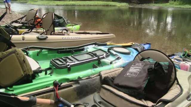 Floating the Green River: Kentucky Afield