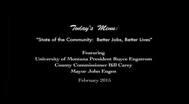 State of the Community 2015
