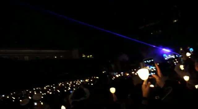 2015 National Police Week - Candlelight Vigil