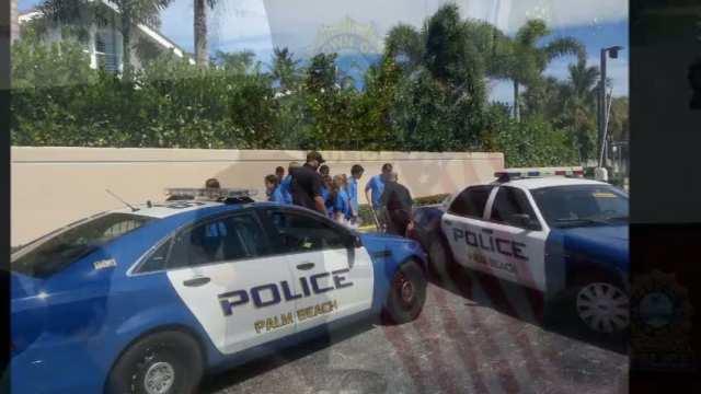2015 Palm Beach Police - Teen Police Academy