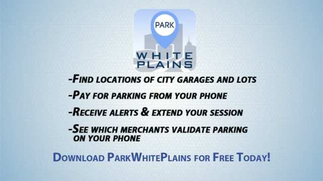 Park White Plains App