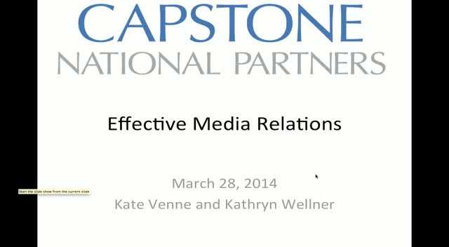"""How to Write an Effective Media Release"""