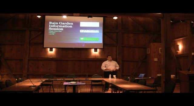 Rain Garden Presentation