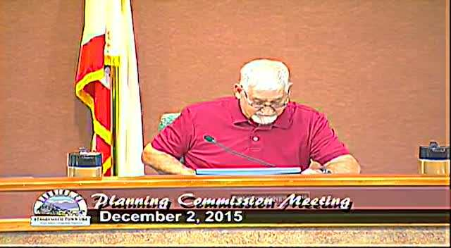 Regular Planning Commission Meetings
