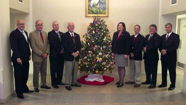 2015 Mayor and Council Holiday Wishes