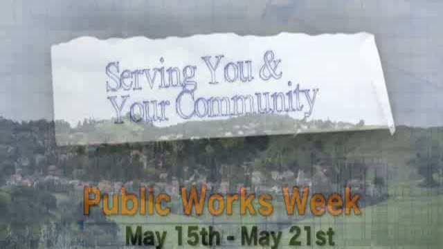 Public Works Week 2011