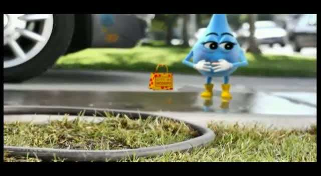 Precious the Water Droplet Video