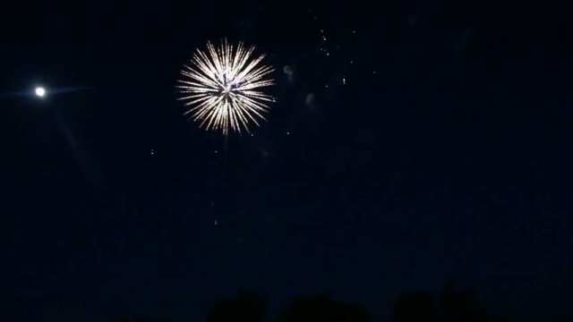 Jacksboro TNT Fest 2012 Fireworks Display