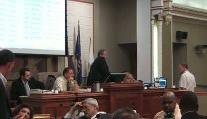 County Board Meeting 07/03/2012
