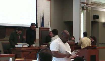 County Board Meeting 06/12/2012