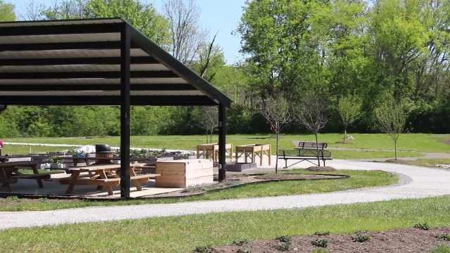 Farragut Outdoor Classroom