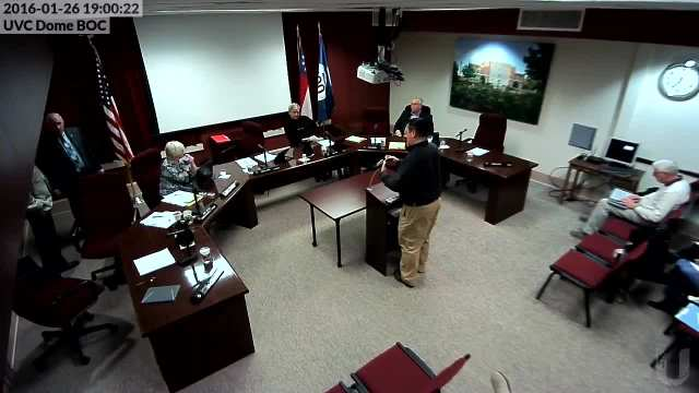 June 12, 2016 Board of Commissioners Video