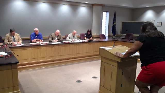 Commissioners Meeting - 2016/09/19
